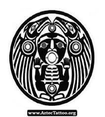 mayan tattoo tattoos small aztec tattoos symbol pinterest