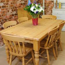 Pine Furniture Owen Pine  Oak Furniture - Pine dining room sets