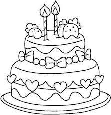 Coloriage anniversaire Coloriages à imprimer gratuits  dessin