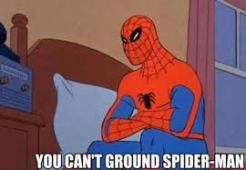1960s Spiderman Meme - 23 hilarious spider man memes loon the 60s show