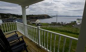 100 year old saltbox style newfoundland home with spectactular