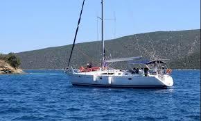 Sailboat Sun Awnings Charter