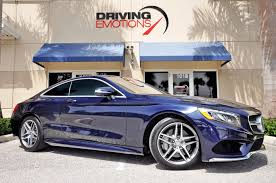 used mercedes s550 4matic for sale 2015 mercedes s550 4matic coupe s550 4matic stock 5899 for