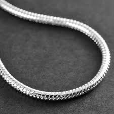 snake chain bracelet charms images Shellhard punk snake chain bracelet bangle charm silver plated jpg