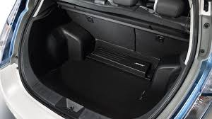 nissan micra luggage space design nissan leaf electric car hatchback nissan