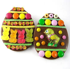 easter egg kits easter eggs decoration kit by chocolate by cocoapod chocolate