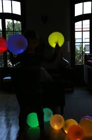glow in the balloons diy glow stick balloons say yes