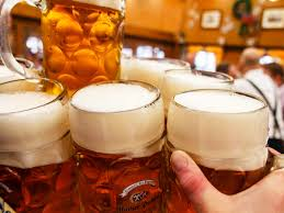 150 M To Ft by German Man Smashes Beer Stein Carrying Record Not Literally