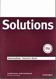solutions intermediate teachers book
