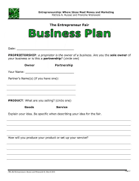Business Plan Excel Template Free Download by 28 Word Business Plan Template Free Microsoft Word And Excel 10