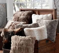 Restoration Hardware Faux Fur Faux Fur Throw Home Design By Fuller
