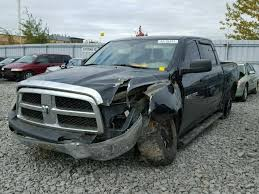 2011 dodge ram 1500 for sale salvage 2011 dodge ram 1500 crew pic 5 7l 8 for sale in courtice