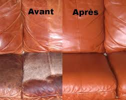 renover canape cuir pate raparatrice salon cuir sofolk exemples restauration canapacs