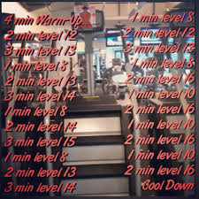7 best stair stepper challenges images on pinterest stairmaster