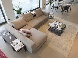 molteni divani turner in tessuto molteni scontato