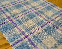 Shabby Chic Placemats by Gray Burlap Placemat Etsy