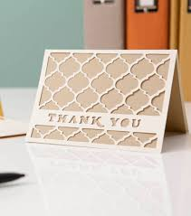 making your own business cards free learn how to make your own thank you cards with cricut create