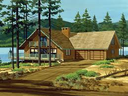 chalet building plans sioux trace chalet home plan 072d 1063 house plans and more