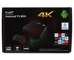 android tv box proht 4k smart android tv box black great daily deals at