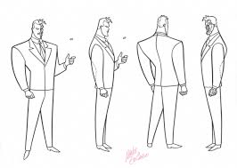 two face style guide in the september 2004 batman villains comic