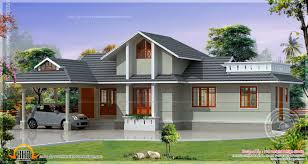 3 bedroom attached single storied home kerala home design