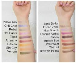 18 new makeup geek shadows now available