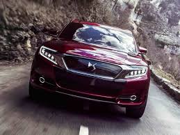 peugeot china ds5 production started in schenzhen fcia french cars in america