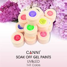 50618 2017 newest product canni nail art summer color nail paint