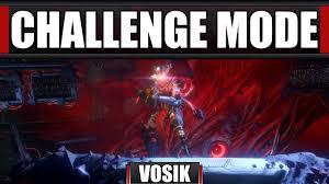 Challenge Tutorial Destiny Vosik Challenge Mode Tutorial How To Beat Vosik