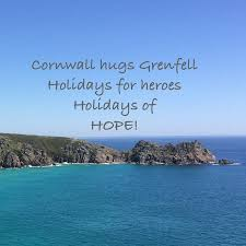 cornwall hugs grenfell 60 holidays offered so far in 24 hours