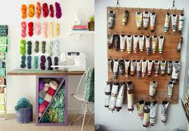 Arts And Crafts Room Ideas - abm studio the craft room before u2013 a beautiful mess