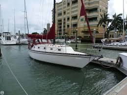 sold hunter 33 in marco island fl pop yachts