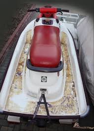jpx u0027s knuckleheaded seat re cover job 1996 gsx seadoo forums