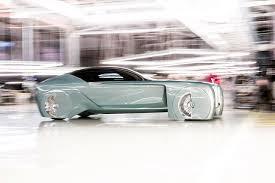 concept rolls royce rolls royce reveals 103ex vision next 100 concept