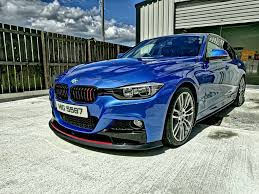 bmw f30 320d m sport absolutely stunning not 520d in dromore