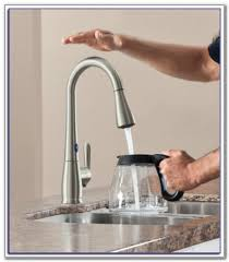 moen motionsense kitchen faucet ac adapter sinks and faucets