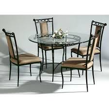 Wrought Iron Dining Table And Chairs Wrought Iron Dining Table Chairs Cool Iron Dining Chairs With