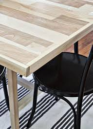 diy six seat dining room table a beautiful mess diy dining room table