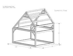 timber frames for sale