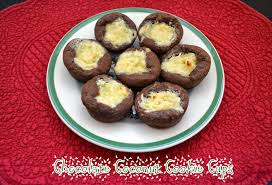 flavors by four chocolate coconut cookie cups