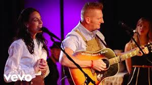 joey rory take my hand precious lord live youtube