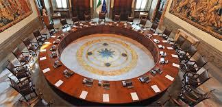convocazione consiglio dei ministri istituzioni infoparlamento