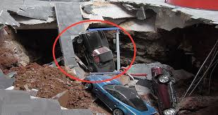 national corvette museum sinkhole a corvette museum suffered from an untimely disaster what