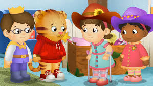 a new friend visits daniel tiger u0027s neighborhood this week out