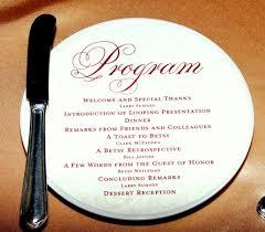party program template 40 party program template ideal vizarron