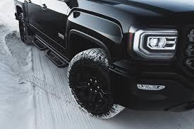 black onyx na t build introducing the sierra 1500 all terrain x gmc life