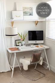 Narrow Desks For Small Spaces Best 25 Small Home Offices Ideas On Pinterest Tiny Home Office For