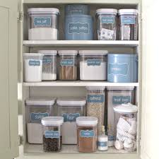 How To Organize A Kitchen Cabinets Organize A Baking Cabinet With Free Printable Pantry Labels