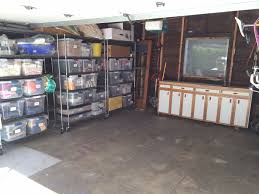 organized garage omnibus organizing