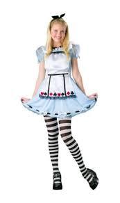 Alice Wonderland Costume Halloween Awesome Alice Wonderland Costume Tween Costume Halloween